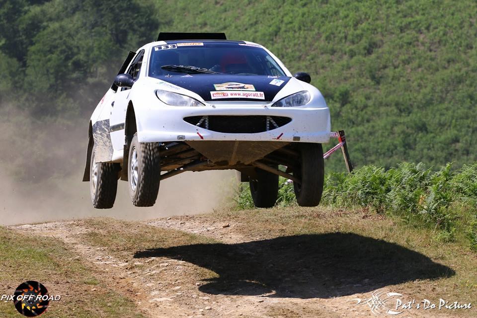 flash tout terrain tout sur le championnat de france rallye tout terrain